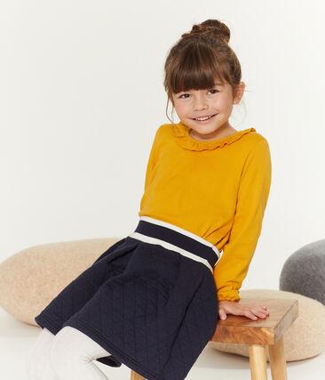 T-shirt maniche lunghe bambina