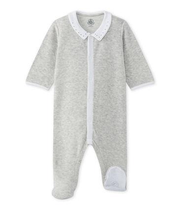 Tutina per bebé unisex in cotone