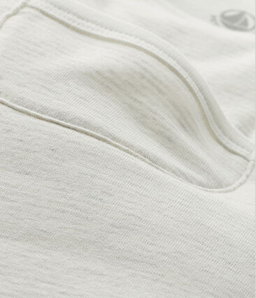 Sacco nanna taglia grande beige Montelimar / bianco Lait