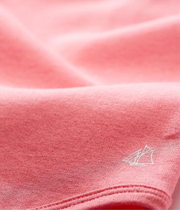 Body mc colletto alla claudine brillante neonata rosa Cupcake / rosa Copper