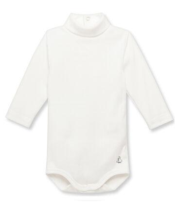 Body collo alto per bebé unisex
