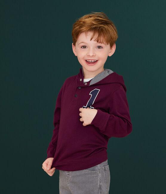 T-shirt con cappuccio bambino CEPAGE