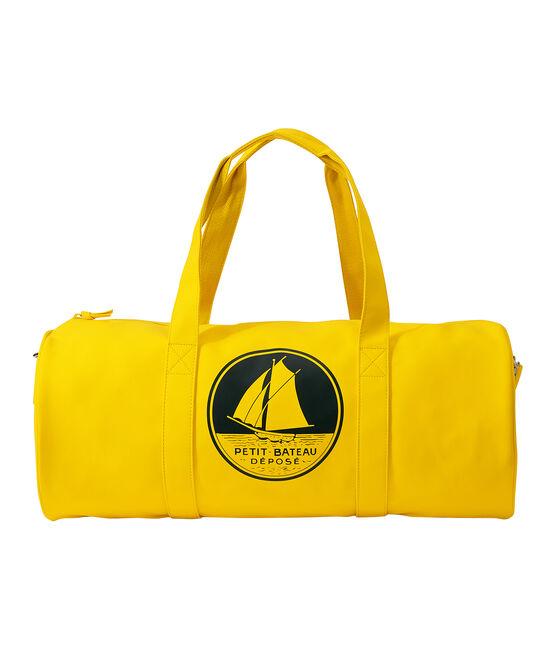 Borsa da viaggio giallo Jaune