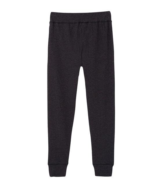 Pantalone donna grigio City Chine