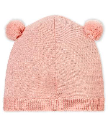 Cappello per bebé unisex rosa Joli