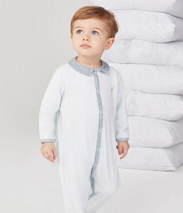Tutina pigiama bambino in velluto