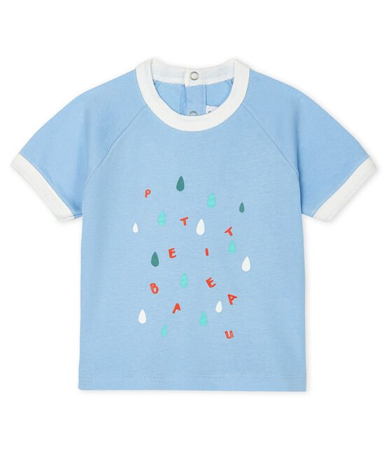T-shirt maniche corte bebè maschio JASMIN