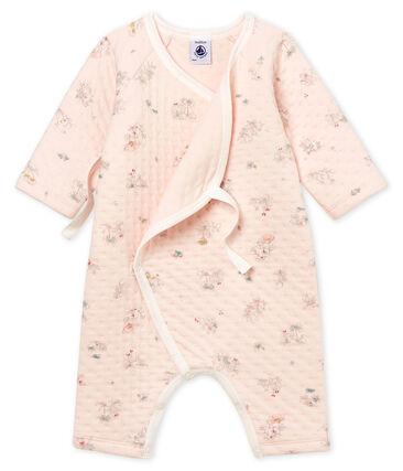 Tutina pigiama bambina in tubique