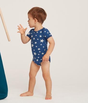 Confezione da 5 body manica corta bebè maschietto