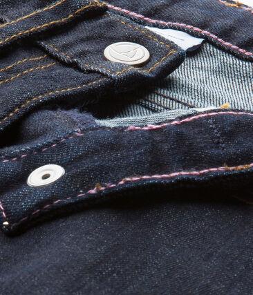 Jeans per bambina blu Jean