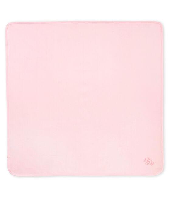 Copertina per bebé unisex rosa Vienne