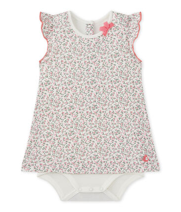 Body-abito bebé bambina stampato