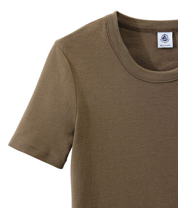 T-shirt donna in costina originale 1x1