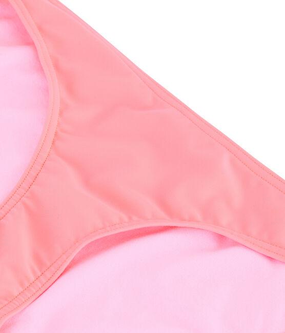 Parte sotto per costume da bagno ecoresponsabile rosa Fluo Rose