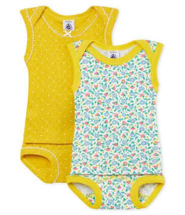 Duo body-slip 2 in 1 bambina