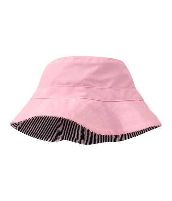 Il cappello per la pioggia « Bob » rosa Babylone