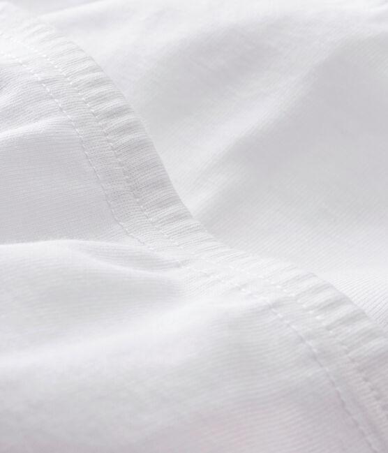 Confezione da 2 pantaloni con i piedi bebè bianco Ecume