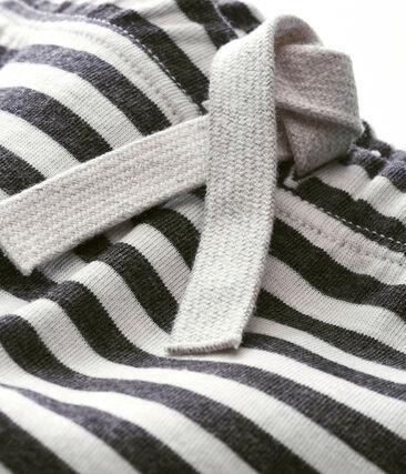 Pantalone rigato per bebé maschio