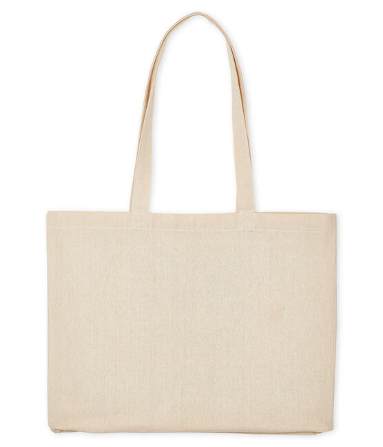 Tote bag bianco Marshmallow