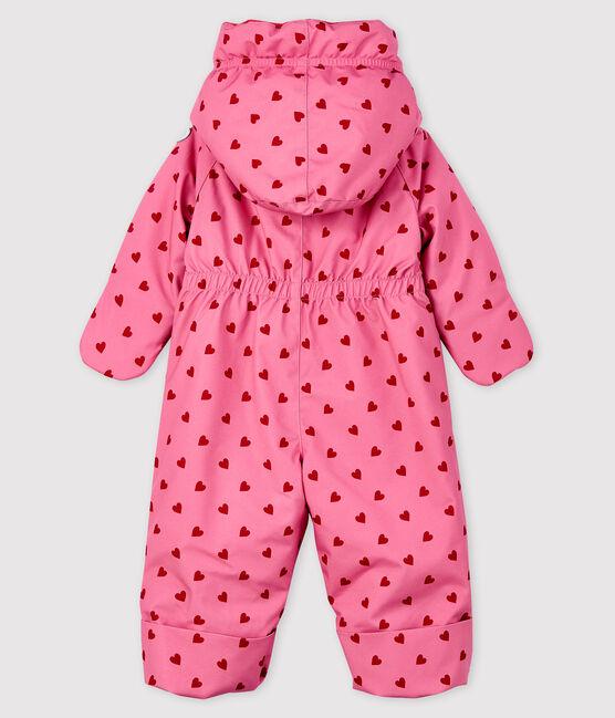 Tutina Grande freddo bebè femmina CHEEK/TERKUIT