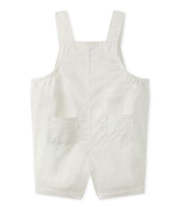 Salopette corta per bebè maschio