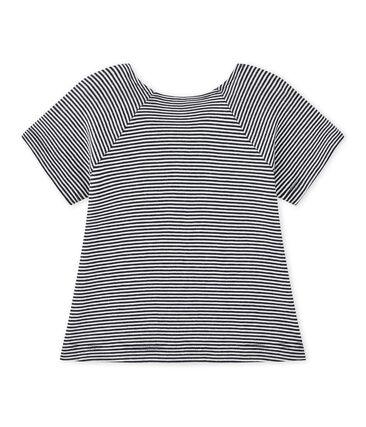 T-shirt per bebè femmina a righe