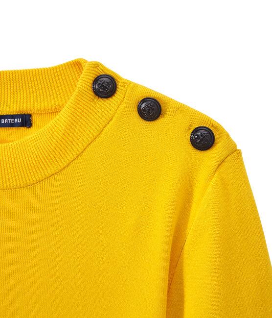 Pull marin donna giallo Shine