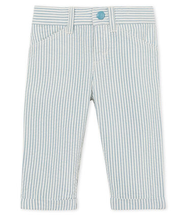 Pantalone maschietto a righe