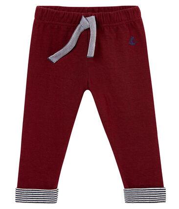 Pantalone per bebé maschio in tubique