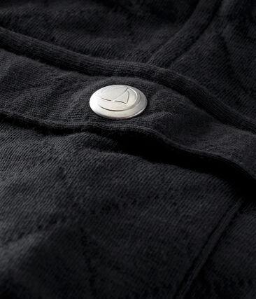 Pantalone bebé maschio in tubique matelassé