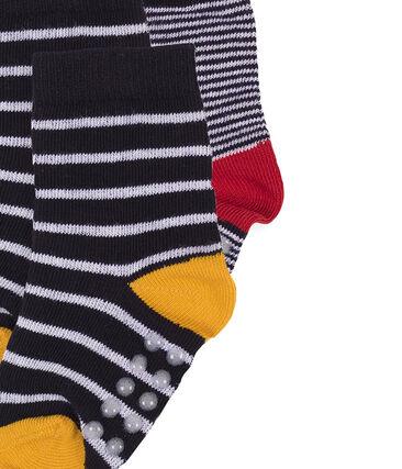 Confezione da 2 paia di calzini bebè maschio