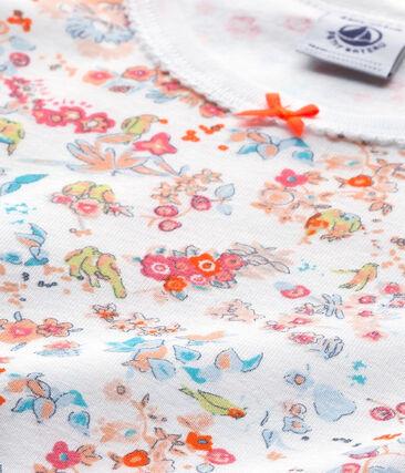 Camicia da notte per bambina stampata