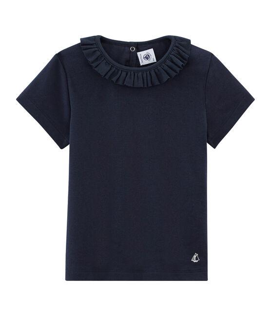 T-shirt a maniche corte bambina SMOKING