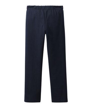 Pantalone a ponte bambina