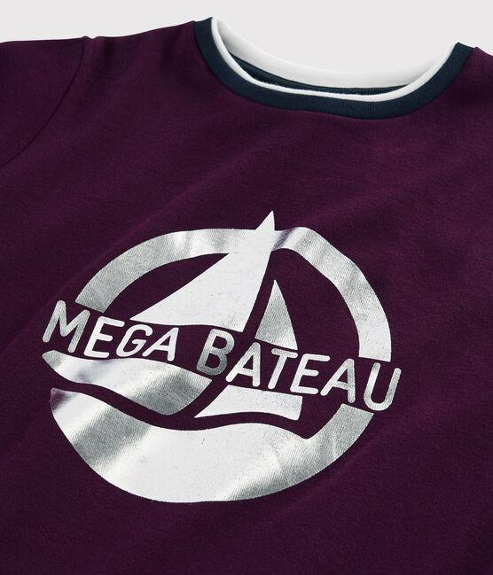 T-shirt serigrafata bambino CEPAGE