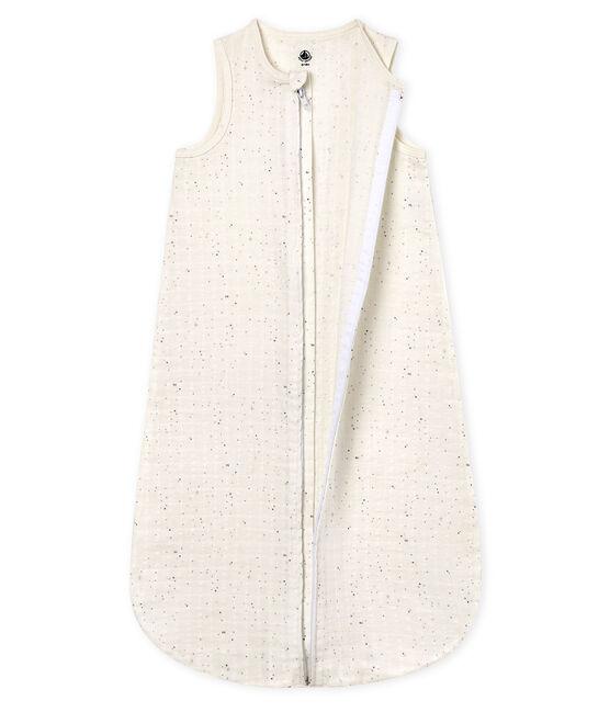 Sacco nanna leggero bebè unisex bianco Marshmallow / bianco Multico