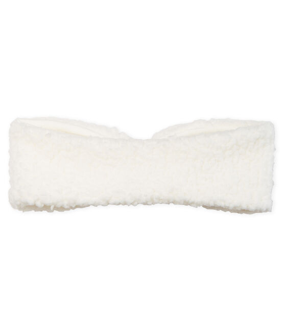 Fascia bebè femmina bianco Marshmallow