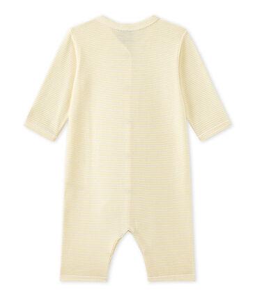 Tutina senza piedi bebè bambina millerighe