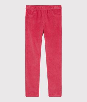 Pantaloni in velluto bambina POPPY