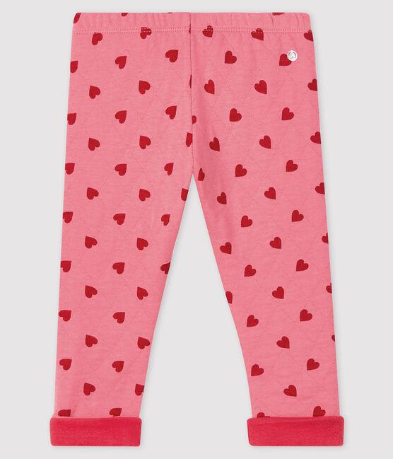 Pantalone in fantasia bebè femmina CHEEK/TERKUIT