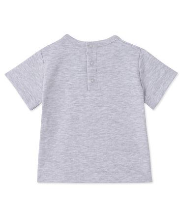 T-shirt per bebè maschio serigrafata