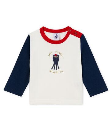 T-shirt ml bebè maschietto fantasia