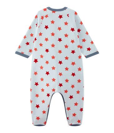 Tutina bebé bambino con stelle