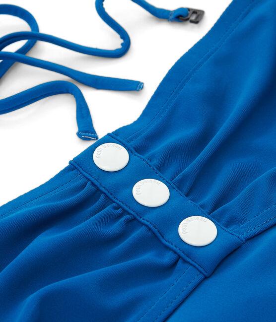 Costume intero donna blu Riyadh