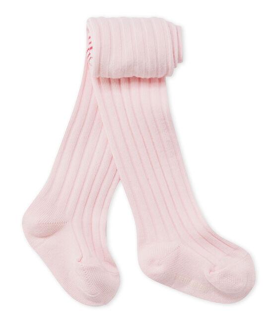 Collant per bebé femmina rosa Vienne
