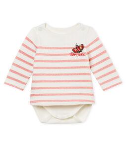 Body marinière bebè bambina