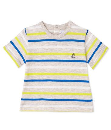 T-shirt per bebè maschio a righe
