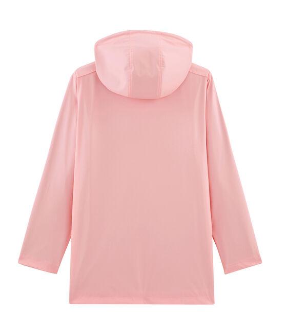 Parka lungo donna rosa Rosako