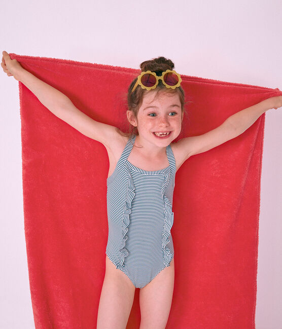 Asciugamano bambino /adulto unisex rosa Groseiller