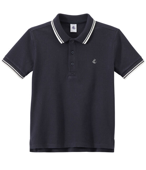 Polo manica corta bambino SMOKING